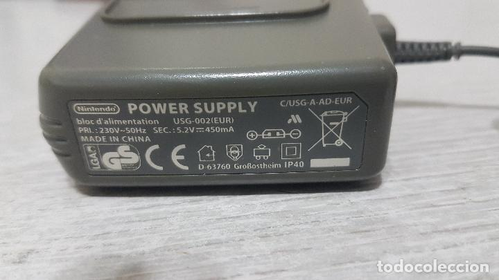 Videojuegos y Consolas: ADAPTADOR DE CORRIENTE ORIGINAL NINTENDO - POWER SUPPLY USG-002 (EUR) - (6) - Foto 2 - 147182394