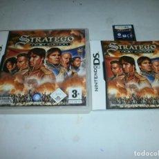 Videojuegos y Consolas: STRATEGO NEXT EDITION NINTENDO DS PAL ESPAÑA . Lote 147413422