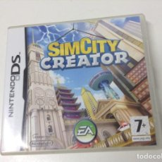 Videojuegos y Consolas: SIMCITY CREATOR. Lote 147501898
