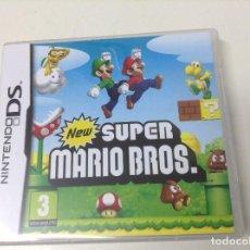 Videojuegos y Consolas: NEW SUPER MARIO BROS. . Lote 147502670