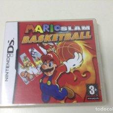 Videojuegos y Consolas: MARIO SLAM BASKETBALL. Lote 147540834
