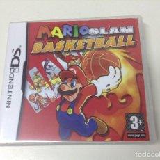 Videojuegos y Consolas: MARIO SLAM BASKETBALL. Lote 147541014