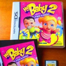 Jeux Vidéo et Consoles: MY BABY 2 MI BEBE HA CRECIDO (NINTENDO DS). Lote 148178862