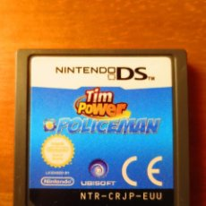 Jeux Vidéo et Consoles: TIM POWER CONTRA LOS VILLANOS (NINTENDO DS). Lote 148181614