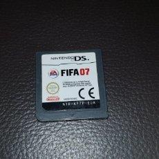 Videojuegos y Consolas: JUEGO NINTENDO DS FIFA 07. Lote 148247453