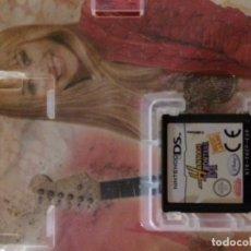 Videojuegos y Consolas: HANNAH MONTANA (MÚSICA A TOPE) NINTENDO DS. SIN INSTRUCCIONES. Lote 150498846