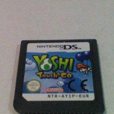 Videojuegos y Consolas: YOSHI TOUCH & GO NINTENDO DS. Lote 151499006