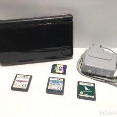 Videojuegos y Consolas: NINTENDO DSI XL + CARGADOR + SD 4GB + 3 JUEGOS. Lote 151588202
