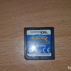 Videojuegos y Consolas: POKEMON MISTERY DUNGEON BLUE RESCUE TEAM NINTENDO DS PAL.. Lote 151599974