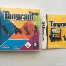 Videojuegos y Consolas: TANGRAM MANIA 505 GAMES NDS NINTENDO DS KREATEN. Lote 151628482