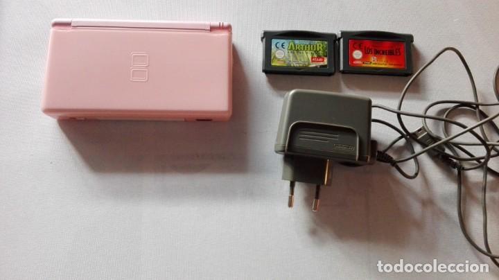 NINTENDO DS LITE. (Juguetes - Videojuegos y Consolas - Nintendo - DS)
