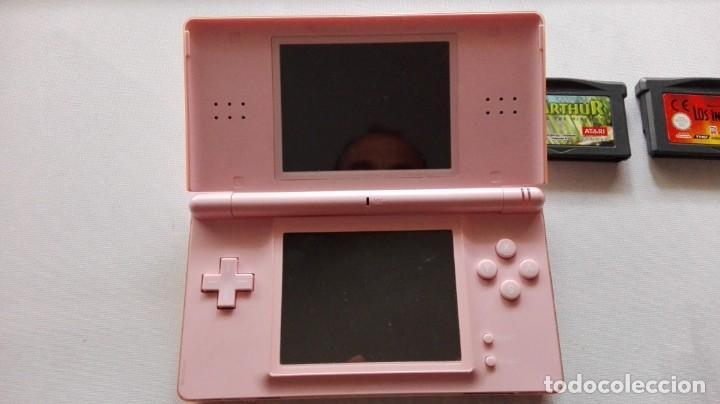 Videojuegos y Consolas: NINTENDO DS LITE. - Foto 4 - 231079580