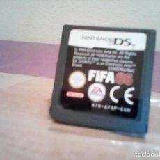 Videojuegos y Consolas: JUEGO NINTENDO DS FIFA 06. Lote 151896322