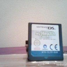 Videojuegos y Consolas: JUEGO NINTENDO DS, MY HEALTH COACH. Lote 151900038