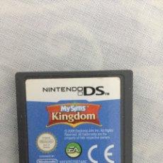 Videojuegos y Consolas: JUEGO DE NINTENDO DS MYSIMS KINGDOM. Lote 153171444