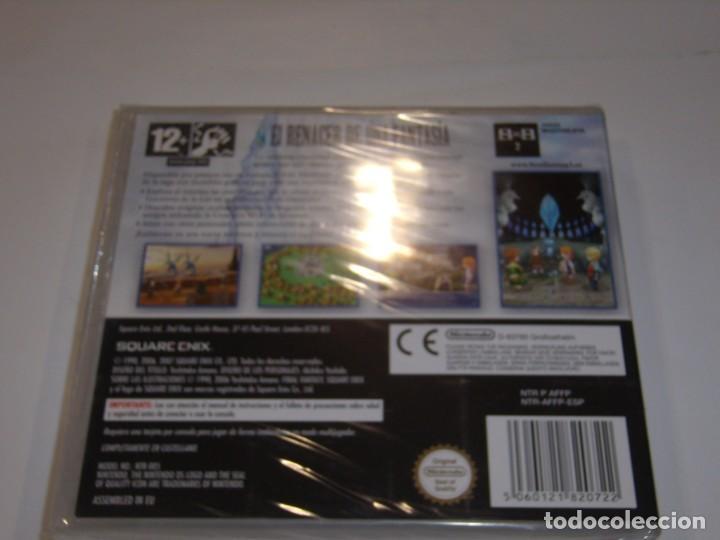 Videojuegos y Consolas: Juego Nintendo Ds, Final Fantasy III 3, Nuevo sin abrir, Precintado. - Foto 2 - 153866378