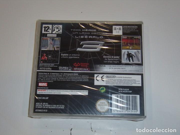 Videojuegos y Consolas: Juego Nintendo Ds Spider- man 3, Spiderman, Nuevo sin abrir, precintado. - Foto 2 - 153940726
