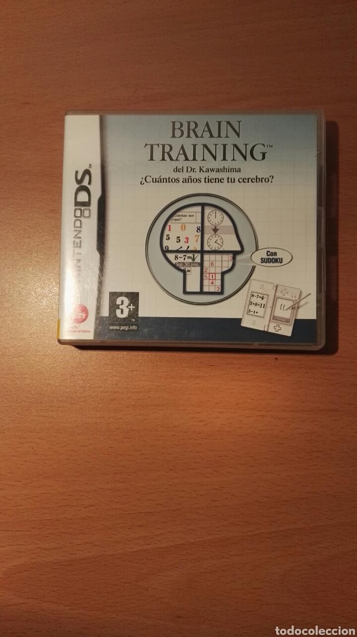 BRAIN TRAINING (Juguetes - Videojuegos y Consolas - Nintendo - DS)