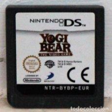 Videojuegos y Consolas: JUEGO DE NINTENDO DS - YOGI BEAR - OSO YOGI. Lote 154315246