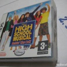 Videojuegos y Consolas: JUEGO NINTENDO DS HIGH SCHOOL MUSICAL. Lote 154388778