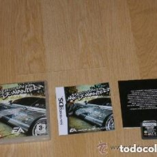 Videojuegos y Consolas: JUEGO NINTENDO DS NEED FOR SPEED MOST WNTED. Lote 154572766