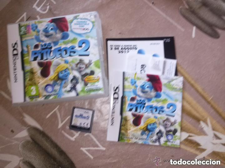 JUEGO NINTENDO DS LOS PITUFOS 2 (Juguetes - Videojuegos y Consolas - Nintendo - DS)