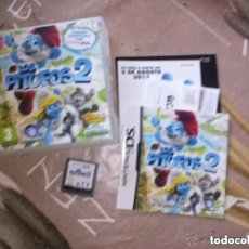 Videojuegos y Consolas: JUEGO NINTENDO DS LOS PITUFOS 2. Lote 155717414