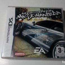 Videojuegos y Consolas: CARTUCHO JUEGO NEED FOR SPEED MOST WANTED NINTENDO DS NO GAME BOY FUNCIONANDO PERFECTAMENTE LEER. Lote 156447750