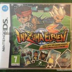 Videojuegos y Consolas: INAZUMA ELEVEN DS / NDS PRECINTADO!!!. Lote 269751363