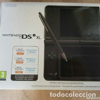 NINTENDO DSI XL COLOR CHOCOLATE VERSIÓN PAL (Juguetes - Videojuegos y Consolas - Nintendo - DS)