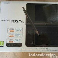Videojuegos y Consolas: NINTENDO DSI XL COLOR CHOCOLATE VERSIÓN PAL. Lote 160087346