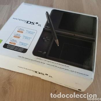 Videojuegos y Consolas: NINTENDO DSI XL COLOR CHOCOLATE VERSIÓN PAL - Foto 2 - 160087346