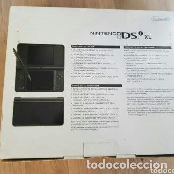 Videojuegos y Consolas: NINTENDO DSI XL COLOR CHOCOLATE VERSIÓN PAL - Foto 4 - 160087346