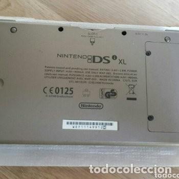 Videojuegos y Consolas: NINTENDO DSI XL COLOR CHOCOLATE VERSIÓN PAL - Foto 8 - 160087346