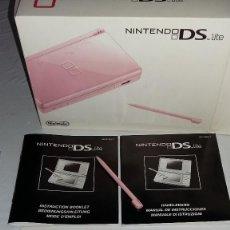 Videojuegos y Consolas: LOTE NINTENDO DS LITE. Lote 161483602
