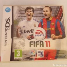 Videojuegos y Consolas: NINTENDO DS – FIFA 11. Lote 161878866