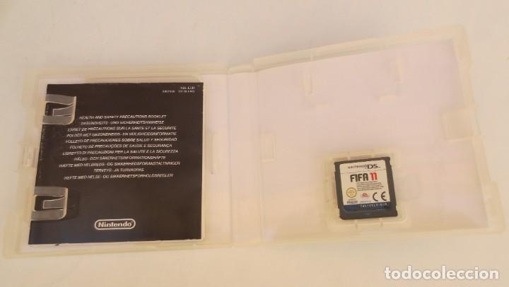 Videojuegos y Consolas: NINTENDO DS – FIFA 11 - Foto 2 - 161878866