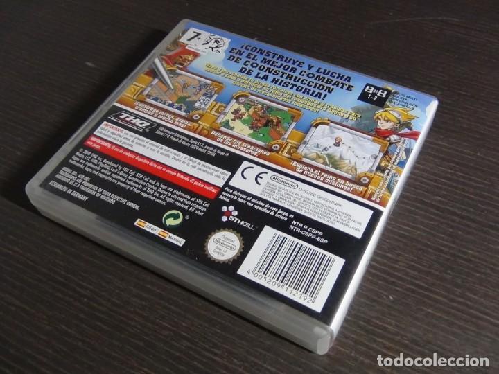 Videojuegos y Consolas: JUEGO LOCKS QUEST PAL ESPAÑA NINTENDO DS - Foto 5 - 161886778