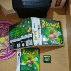 Videojuegos y Consolas: RAYMAN DS, NINTENDO DS - SEMINUEVO. Lote 165300990