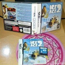 Videojuegos y Consolas: ICE AGE 2, NINTENDO DS - SEMINUEVO. Lote 165307466