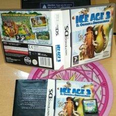 Videojuegos y Consolas: ICE AGE 3, NINTENDO DS - SEMINUEVO. Lote 165307562