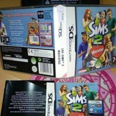 Videojuegos y Consolas: LOS SIMS 2 MASCOTAS, NINTENDO DS - SEMINUEVO. Lote 165307850
