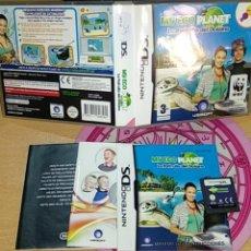Videojuegos y Consolas: MY ECO PLANET PATRULLA DEL OCEANO, NINTENDO DS - SEMINUEVO. Lote 165308042