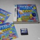 Videojuegos y Consolas: TETRIS PARTY DELUXE ( NINTENDO DS - 3DS) . Lote 165714946