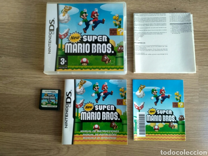 New Super Mario Bros Nintendo Ds Last Level idea gallery