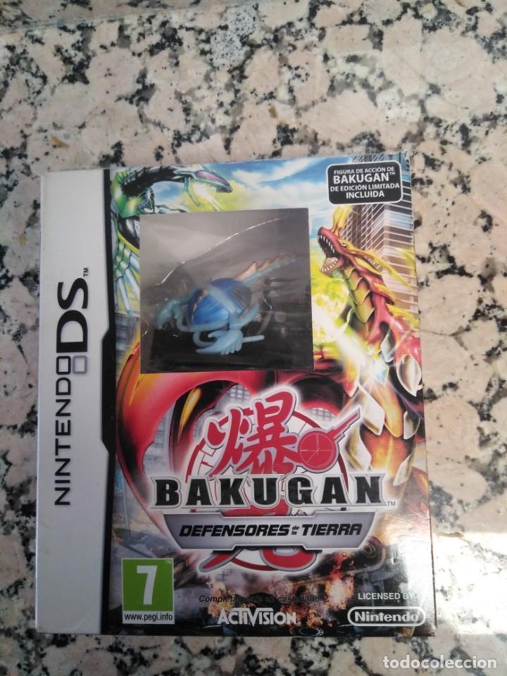 Videojuegos y Consolas: Juego Bakugan Nintendo DS - Foto 2 - 166844766