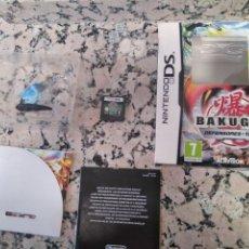 Videojuegos y Consolas: JUEGO BAKUGAN NINTENDO DS. Lote 166844766