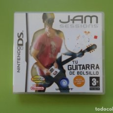 Videojuegos y Consolas: JAM SESSIONS NINTENDO DS. Lote 168818388