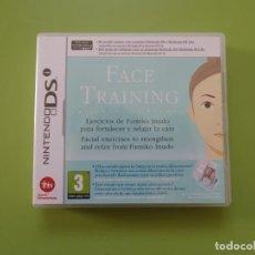 Videojuegos y Consolas: FACE TRAINING NINTENDO DS I. Lote 168820412