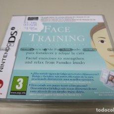 Videojuegos y Consolas: JJ-FACE TRAINING NINTENDO DS NUEVO PRECINTADO VERSION ESPAÑA PROCEDE STOCK . Lote 171113329